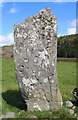 NR8297 : The Nether Largie decorated standing stone by Bob Embleton