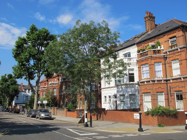 Minster Road, NW2