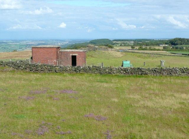 Bunker on Otley Chevin, Guiseley