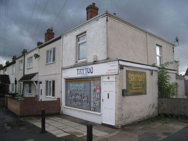 Tattoo Studio, Immingham