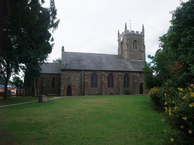 Church of St Andrew, Countesthorpe