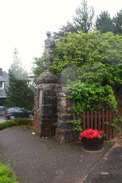 Crianlarich Memorial