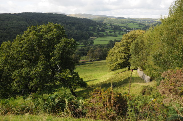 The Dee valley