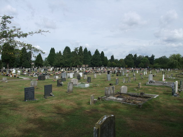 Mill Lane Cemetery, Blaby
