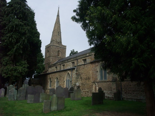 Church of All Saints, Blaby