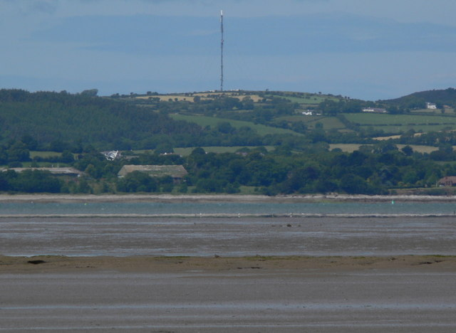 Lavan Sands and the Menai Straits