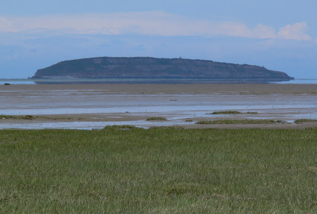 Puffin Island and Lavan Sands