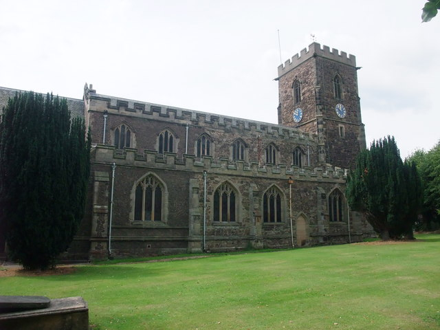 Church of All Saints, Narborough