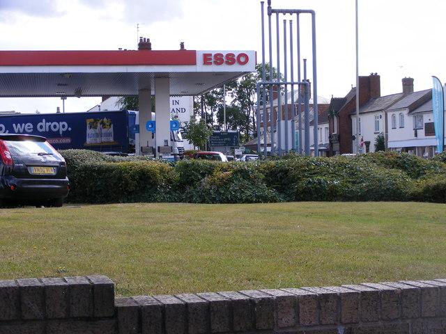 Esso Petrol