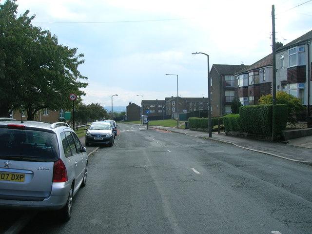 Stradbroke Road, Sheffield