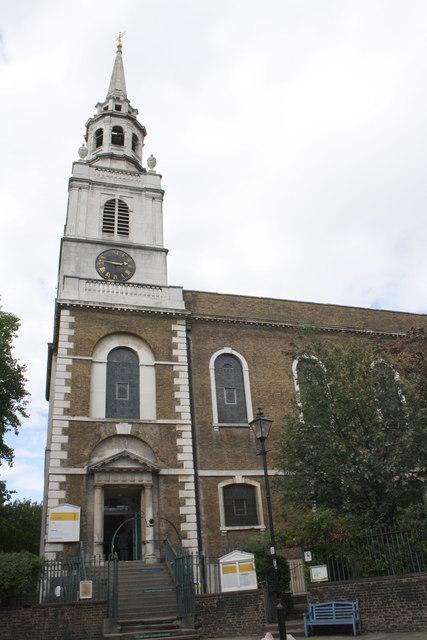 St James Church, Clerkenwell Close