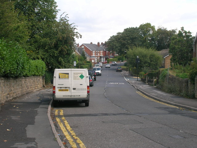 Station Road, Woodhouse
