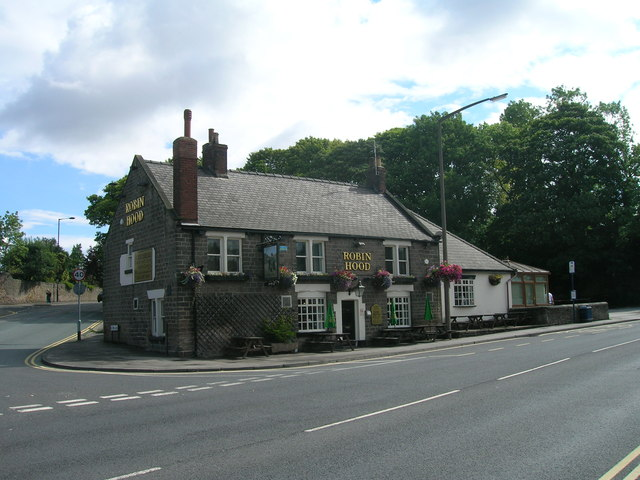 The Robin Hood, Aughton