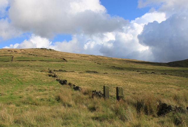 Shaw Rocks from Primrose Hill