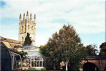 SP5206 : Oxford Botanical Gardens by nick macneill