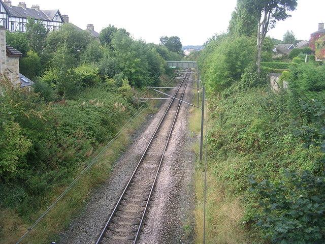 View from Bridge GUE2/7 - Kirklands Road