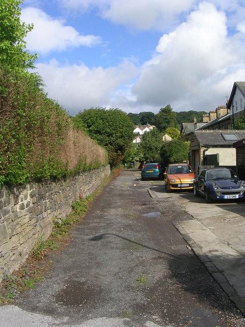 Footpath - Kirklands Lane