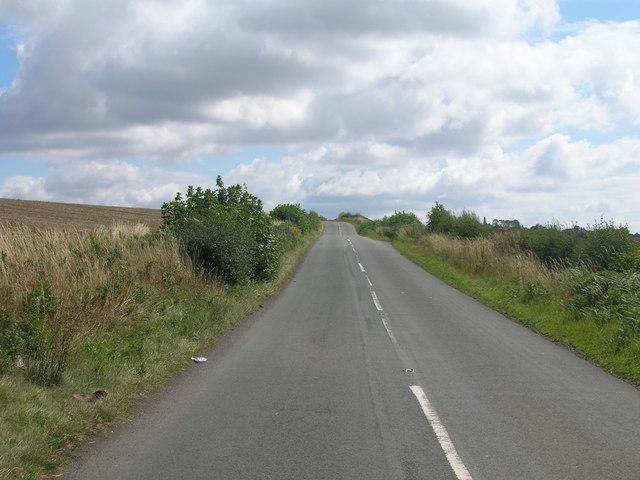 Guilthwaite Common Lane towards Upper Whiston