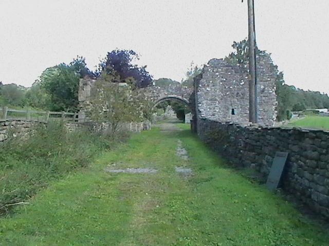 Coverham Abbey Gatehouse