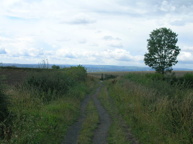 Sandy Flat Lane (footpath)