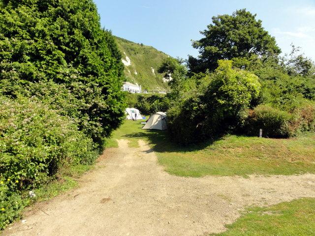 Folkestone, Little Switzerland Campsite