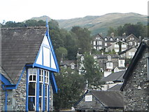 NY3704 : Ambleside view from Zeffirellis Cinema and Restaurant by Peter S