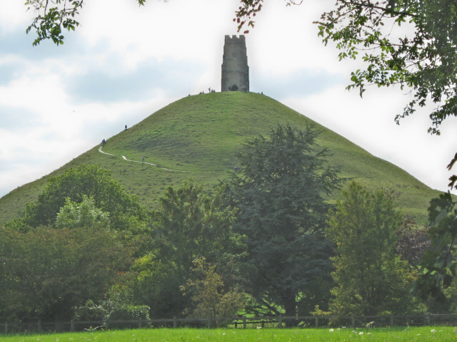 Glastonbury Tor from the north east