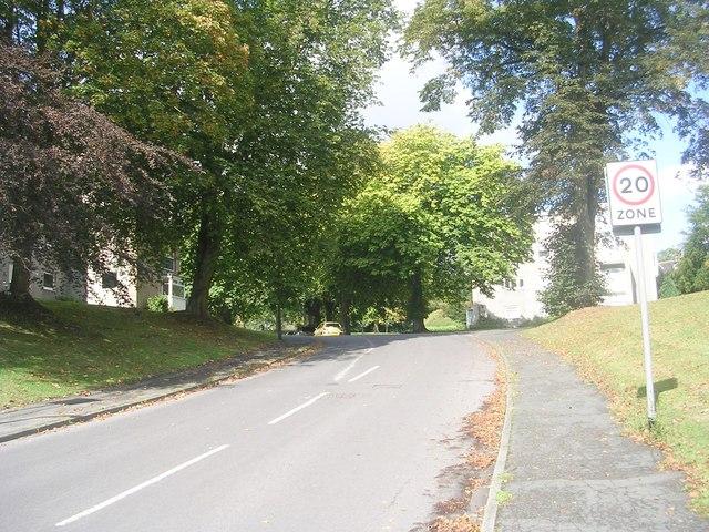 Hoyle Court Road - Otley Road
