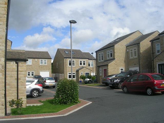 St James Close - Kirklands Lane