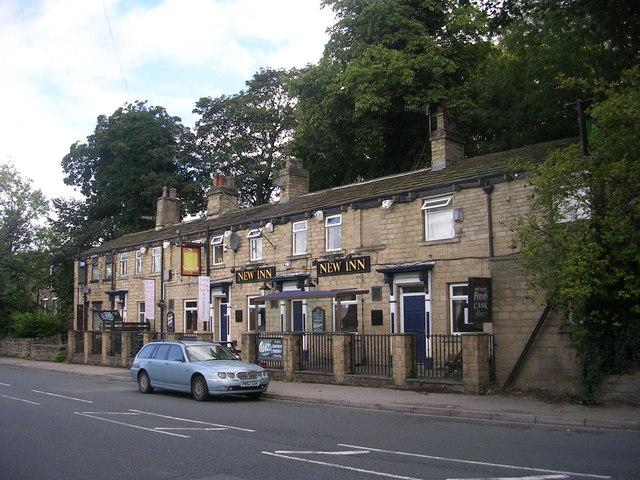 New Inn - Otley Road