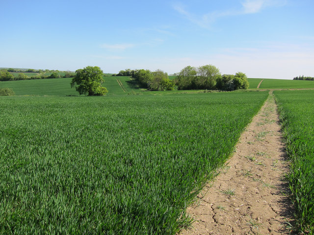 Footpath to Bowsers