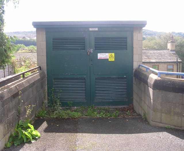 Electricity Substation No 5222 - Dewhirst Road