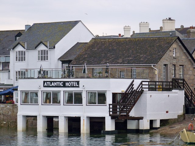 Atlantic Hotel, Hugh Town, St Mary's, Isles Of Scilly