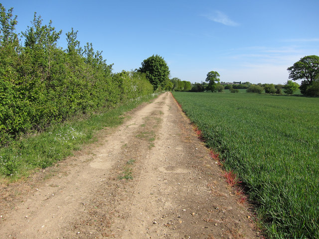 Footpath from Bowsers