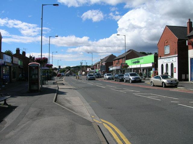 High Street, Maltby