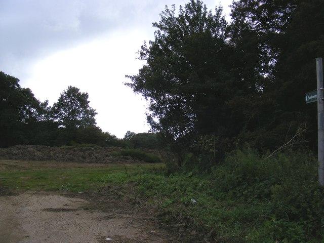 Bridleway to Bealings Lane