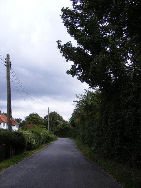 Park Road, Grundisburgh