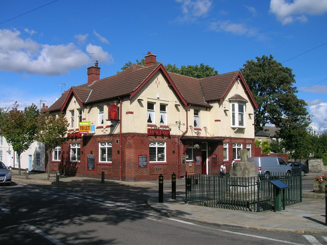 The Red Lion, Braithwell