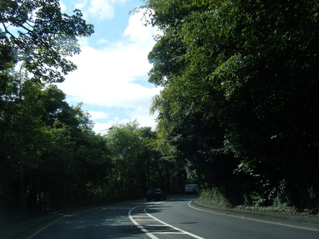 Buxton Road West