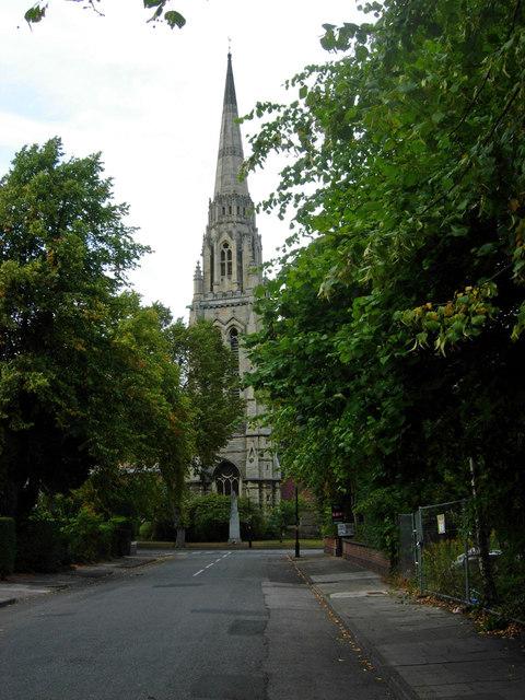 St Augustine's Road, Edgbaston