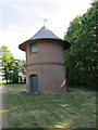 TL5844 : Water Tower at Hills Farm by Hugh Venables