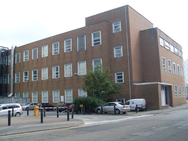Central Telephone Exchange, Swansea (1)