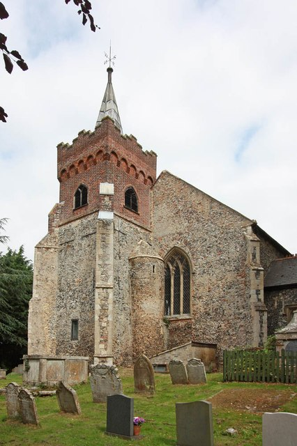 St Edmund, Costessey