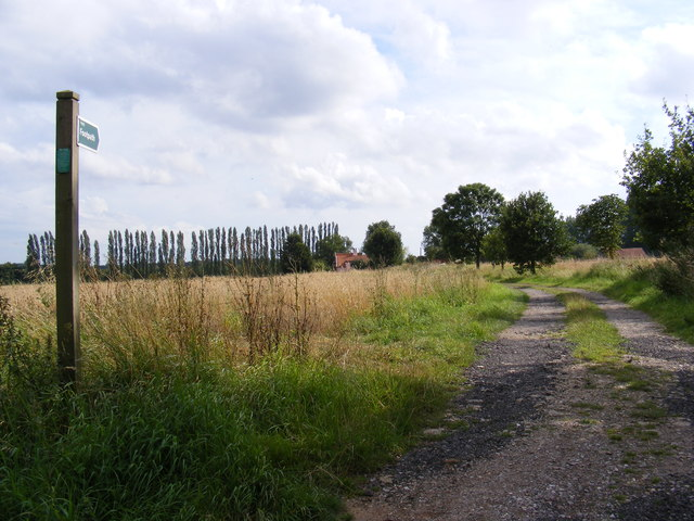 Footpath to Boot Street