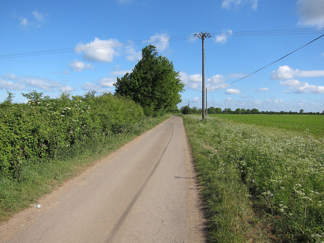 High Fen Road