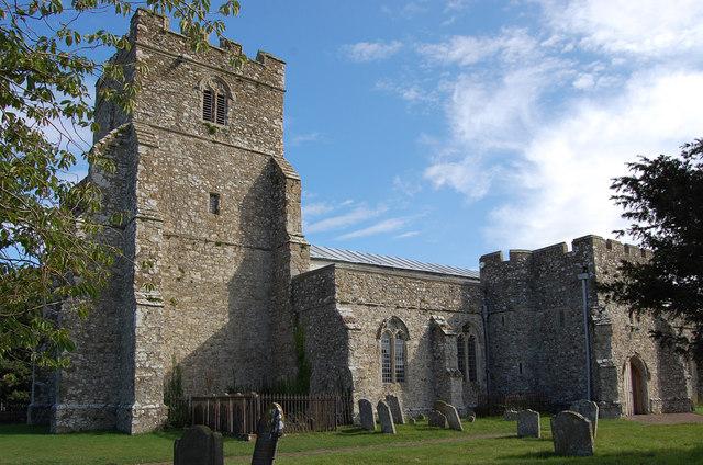 St George's Church, Ivychurch