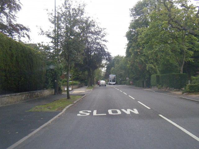 Bramhall Lane South