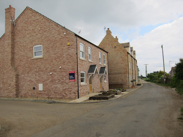 New housing, Stretham