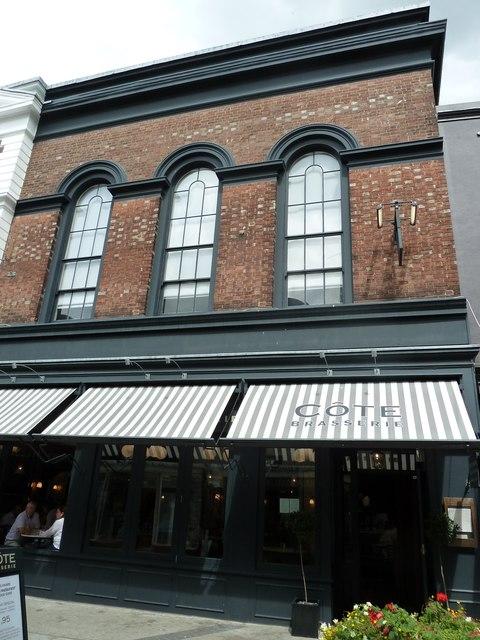 Côte Brasserie, East Street