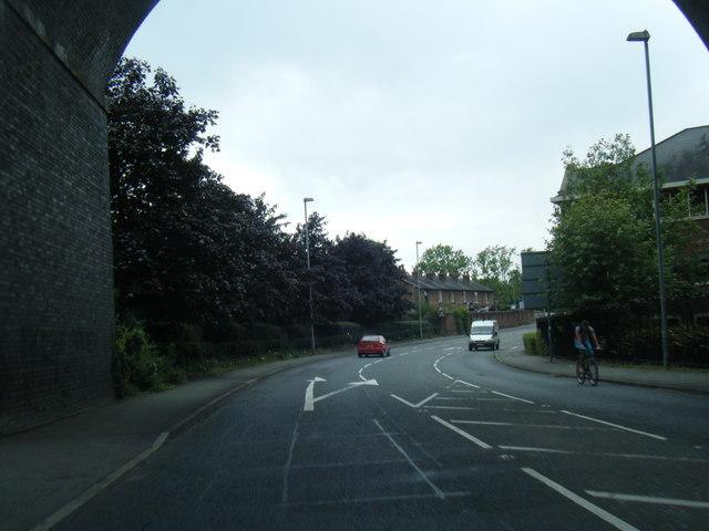 Alderley Road